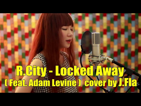 R City  Locked Away ft Adam Levine