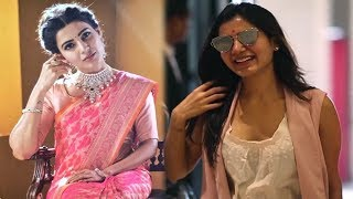 Mind Blowing! Unseen Clicks Of Samantha Latest! Tamil Cinema Actress Gallery | Mersal
