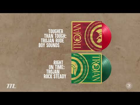 The Making Of RIGHT ON TIME - TROJAN ROCK STEADY