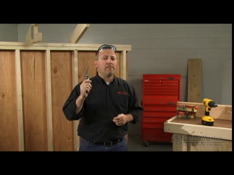 Watch on Roof Rafter Birdsmouth Template