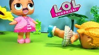 Куклы ЛОЛ Сборник мультиков №3 LOL Surprise #Игрушки #Сюрпризы