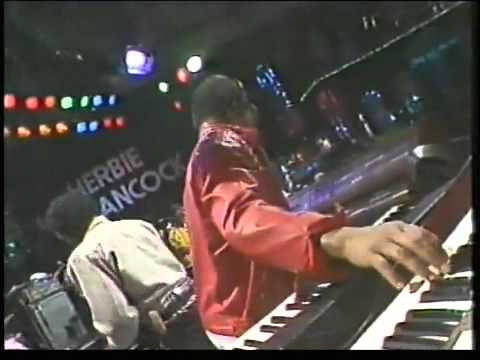 Herbie Hancock - Rockit, Live On The Tube. 1984