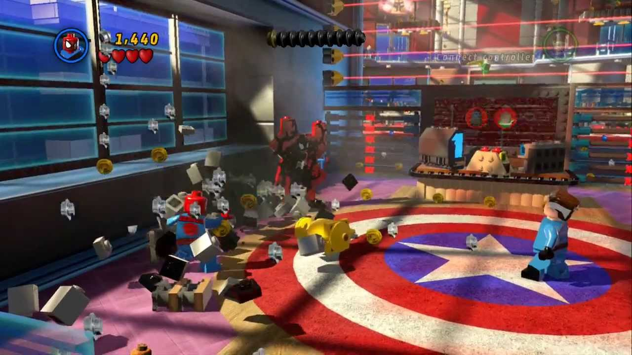 marvel lego mission 4