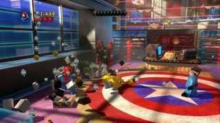 LEGO Marvel Super Heroes - Deadpool Bonus Mission #4 - Nuff Said (Marvel HQ Mission)