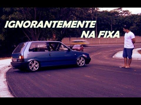 FIAT UNO 89 | SUSPENSO FIXA | 15' PNEU (165/45) | Derrubados Sorocaba |