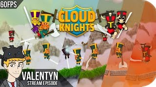 Cloud Knights - PC Gameplay 60 FPS
