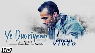 Ye Duuriyaan | Rishabh Shah | Aasa Singh | Rohit Saini | Latest Hindi Song 2019
