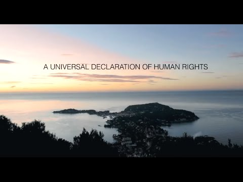 Honoring Article 18 of the Universal Declaration of Human Rights