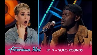 Ron Bultongez: Congo Refugee Moves Katy Perry With EMOTIONAL...
