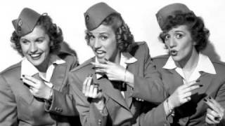 The Andrews Sisters - Alexander