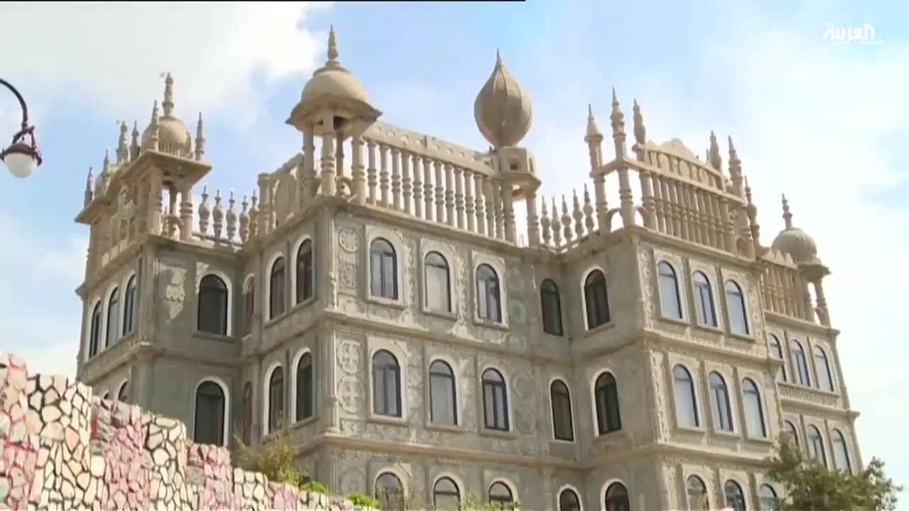جولة في قصر المقر في النماص بمنطقة عسير Youtube
