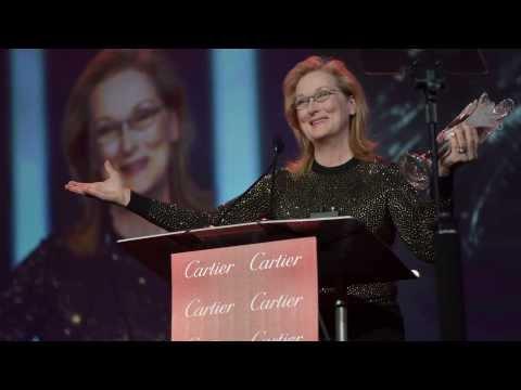 Meryl Streep's Selfie Skills Take Center Stage