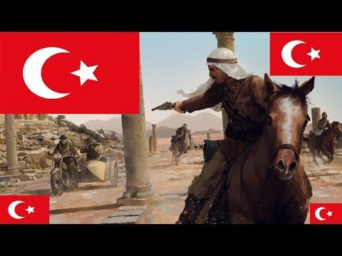 ASIN ULAN BAYRAKLARI - BATTLEFIELD 1