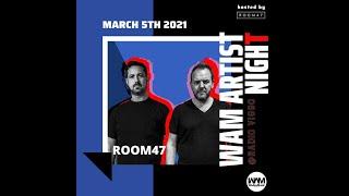 Room47 @ Radio Viggo live stream (recorded 5th of march 2021)