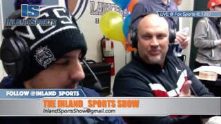 LIVE! The Inland_Sports Show on Fox Sports IE 1350AM (2-27-18)