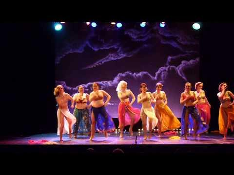 Bollywood | Tassel Tease Company école de cabaret burlesque
