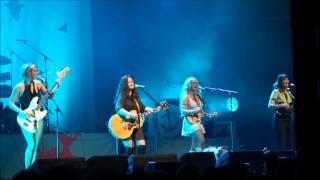 KATZENJAMMER - Lady Grey (Live in Köln 2015, HD)