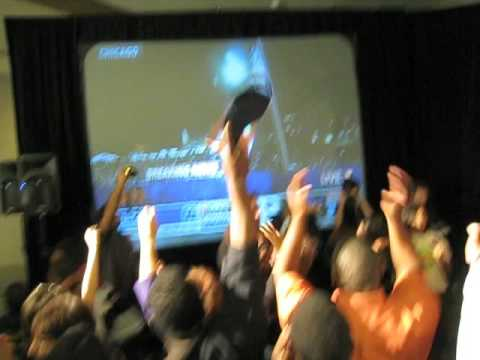 Countdown to Obama win in Phoenix