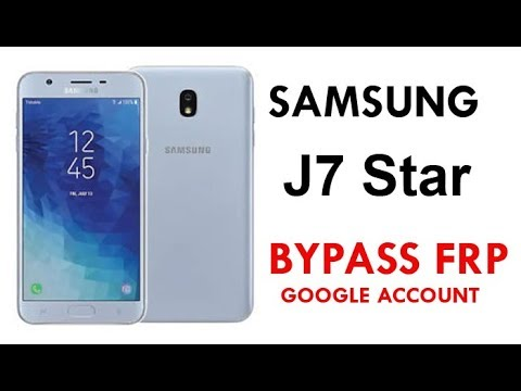 Samsung J7 Perx Android 8 1 0 FRP/Google Bypass | SM J727P