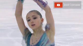 Камила Валиева ВЫИГРАЛА Первенство России среди юниоров 2020 по Фигурному Катанию
