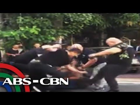 TV Patrol: Foreigner, bugbog sarado ng mga bouncer; viral sa social media