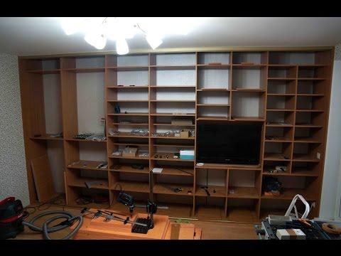 Стенки для гостиной, недорогие мебельные стенки и горки