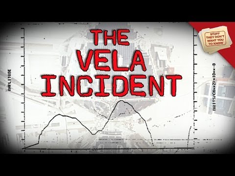 What was the Vela incident?
