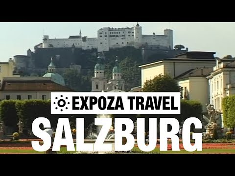 Salzburg (Austria) Vacation Travel Video Guide