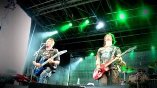 the Unguided | Green Eyed Demon (Live at Grand Rock in Falkenberg, Sweden 2011)
