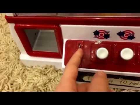 Мини игровой автомат