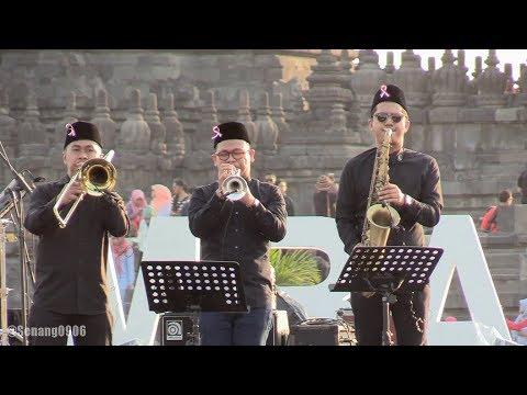 Yura - Kataji @ Prambanan Jazz 2017 [HD]