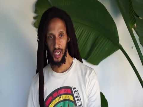 Julian Marley Big Ups Rastafari JAMS (REGGAE Radio station)