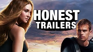Honest Trailers - Divergent thumbnail
