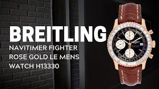 Breitling Navitimer Fighter Ro…