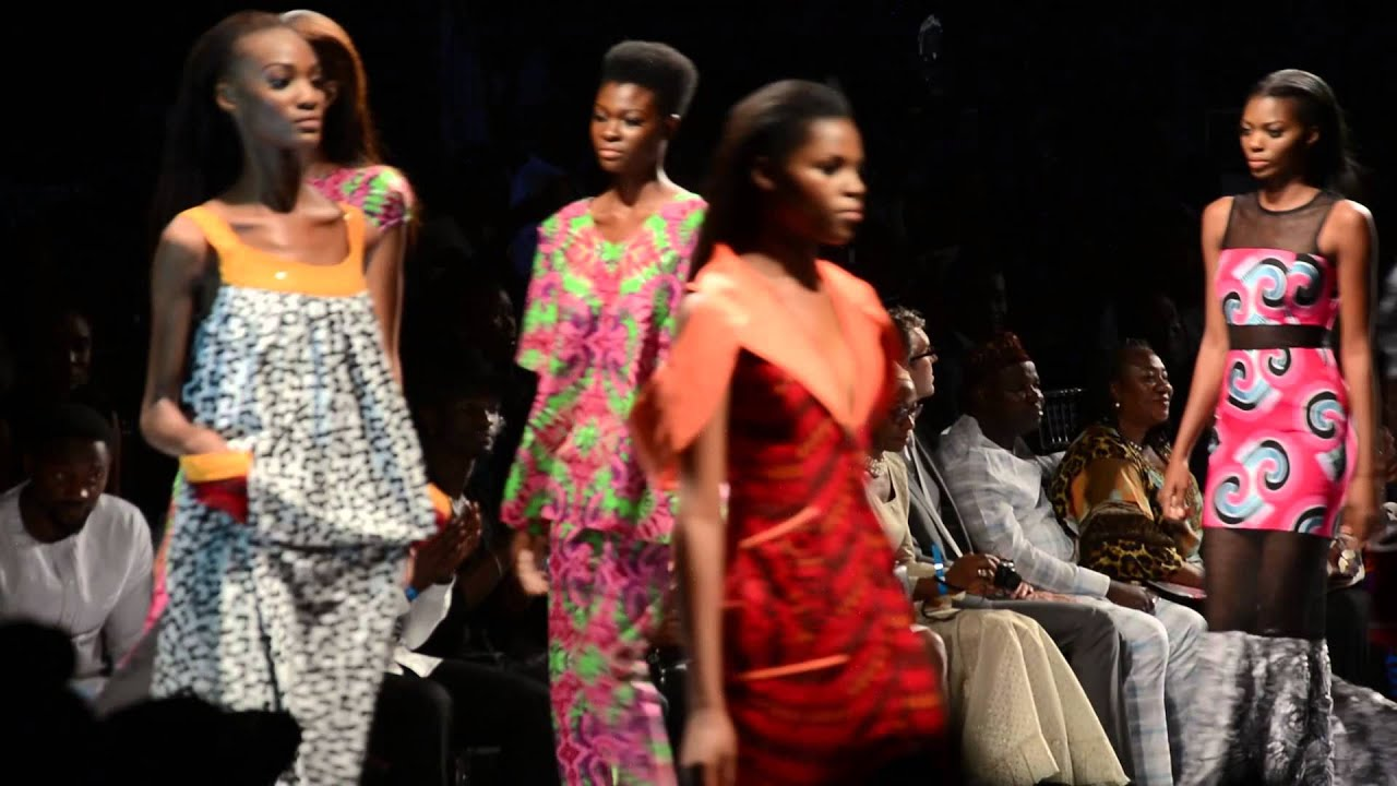 Heineken Lagos Fashion Design Week 2015 Day 1 Highlights Pulse Tv Youtube