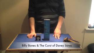 Billy Bones & The Curse of Davey Jones by Albion Magic