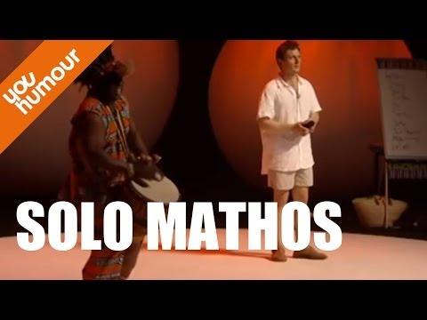ERIC BOUVRON : Solo Mathos