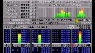 Amiga 1200 odc.5 - ProTracker V2.3b