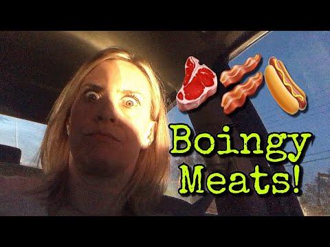 BOINGY MEATS | Vlog | May 18, 2018 | Traci B