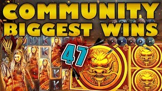 Community Biggest Wins #47 / 2018