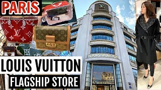PARIS Louis Vuitton PRIVATE APPOINTMENT | SHOPPING VLOG Part 3 | CHARIS IN PARIS 💕