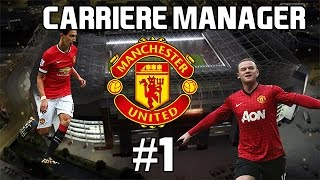 Fifa 15: Carrière Manager Manchester United #1