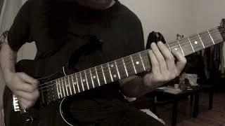 Last Light / Bury Tomorrow / Guitar Playthrough