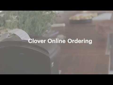Meet Clover Online Ordering