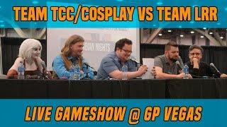 Live Gameshow @ GP Vegas