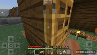 Minecraft pe #5 budowa komina