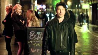 David Morrissey and Aidan Gillen in Thorne - Tom and Phil