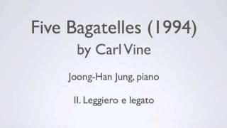 Joong-Han Jung - C. Vine Five Bagatelles 02