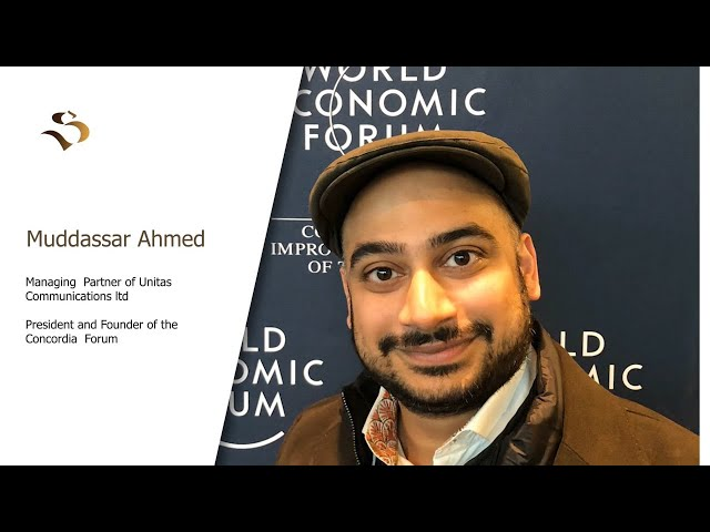 BREAKING DOWN CULTURAL BARRIERS -MUDDASSAR AHMED-INSPIRATIONAL MUSLIMS -E-15