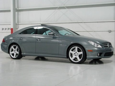 Mercedes-Benz CLS55 AMG Supercharged--Chicago Cars Direct